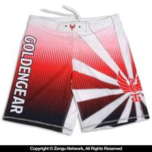 "Golden Gear ""Rise"" Fight Shorts"